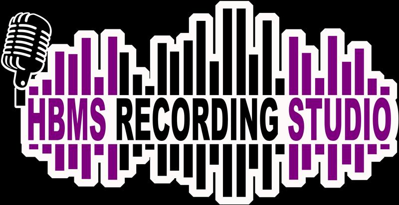 HBMS Recording Studio Logo