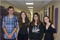 Hampton Bays Students Chosen for All-County Festival photo