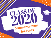 Class of 2020 Commencement Exercises Live Stream! thumbnail172913