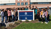 Science Research Students Tour Plum Island photo